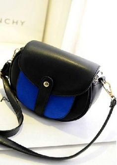 Women's color matching PU cross body bag Fashion Sites, Body Piercing, All About Fashion, Online Bags, Cross Body, Saddle Bags, Amazing Women, Crossbody Bag, Cute Outfits