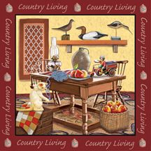 Country Living Squares main page