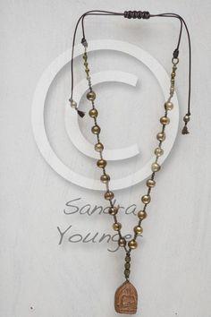 Sandra Younger Jewelry Braiding | Sandra Younger - buddahpearl