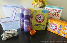 Homemade Laundry Soap! I am making this one today....my friend uses this and it only takes 2 TBLS. per load!!