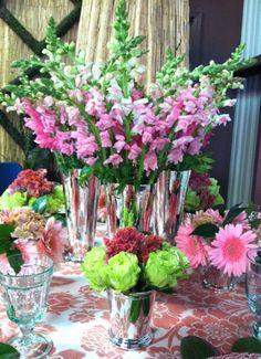 All Things Farmer: Fun Spring florals