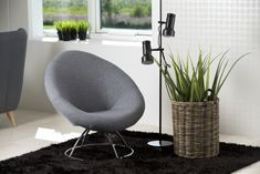 Single Seats For Living Room Referral: 4017826531 Metal Chairs, Egg Chair, Bean Bag Chair, Furniture Design, Table Settings, Modern, Lounge, Living Room, Interior Design