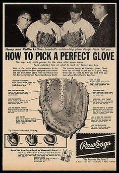 Rawlings honkbal dating