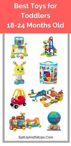 best toys for toddlers 18-24 months, best gifts fo…