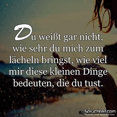 Du weißt gar nicht, wie sehr du mich... Love Of My Live, Sex And Love, Sad Love, Just Love, Friendship Love, Friendship Quotes, Words Quotes, Love Quotes, Sayings