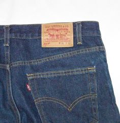 Vintage Levis Made in USA Levi Strauss 517 Boot Cut 36x32