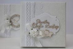pamiątka chrztu świętego, papieroffka: exploding box, chrzest, aniołek, anioł pudełko