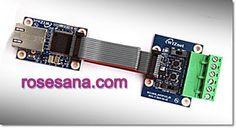 2R Hardware & Electronics: WIZ108SR-EVB