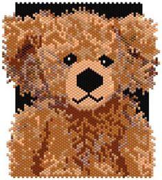 Teddy Bear | Bead-Patterns