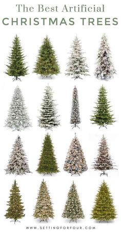 See the best artificial Christmas trees - my favorite neutral faux Christmas trees and where to buy! #neutral #christmas #tree #decor #ideas #holiday #design Flocked Christmas Trees, Mini Christmas Tree, Holiday Tree, All Things Christmas, Christmas Holidays, Holiday Decor, Christmas Ideas, Christmas Deserts, Xmas Trees