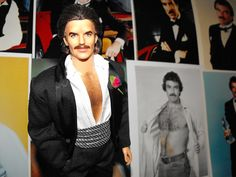Gorgeous Tom Selleck Ken Doll (Action Figure) by Laurie Everton   Flickr - Photo Sharing!