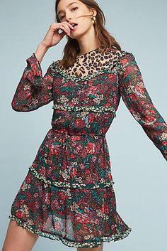 Leopard & Lillies Dress