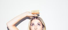 How (and Why) You Need to Dry Brush http://www.thecoveteur.com/dry-brushing/