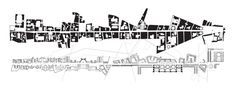 FOCO archive: Nolli + Piranesi analytic drawing contrasting representations of urban space/the city #urbanism #architecture