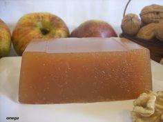 Dulce de manzana en microondas