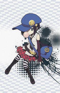 Persona Q - She so cute.