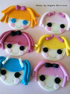 Lalaloopsy cakes/cookies