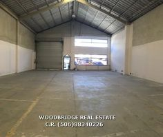 Costa Rica warehouse rentals in San Jose, La Uruca San Jose ...