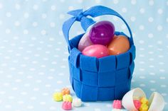 60  DIY Easter Basket Ideas For Your Freshly Dyed Easter Eggs!