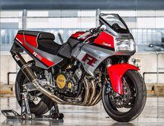 Yamaha FZ750