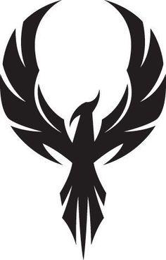 It is a phoenix. Phoenix birds reincarnate themselves from ash when they die. Tattoo Drawings, Body Art Tattoos, Tribal Tattoos, Tatoos, Eagle Tattoos, Tribal Tattoo Designs, Indian Tattoos, Tattoos Skull, Phoenix Bird Tattoos