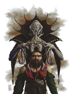 hunky illithid - Google Search