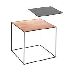 Twin 42 – Multifunctional design coffee table, by Lassen