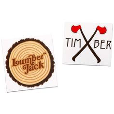 Amazon.com: LumberJack Tattoos (8): Toys & Games