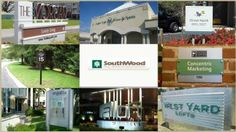 Architectural Signage Solution Southwood Group Custom Graphics Specialists- Interior Signs: From lobby logos to hallway and parking deck signs to room names and numbers, SouthWood creates an unlimited array of custom signage solutions.