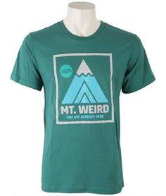 GNU Mt. Weird T-Shirt