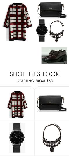 """""""look on every day"""" by lgosudareva on Polyvore featuring Chicwish, Kate Spade and Givenchy"""