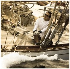 Marine photography   Hispania, 15MJ aux Voiles de Saint-Tropez