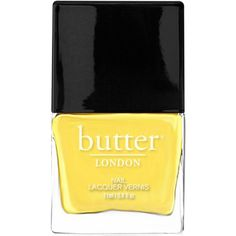 butter London Nail Lacquer - Pimms (27 BGN) ❤ liked on Polyvore featuring beauty products, nail care, nail polish, makeup, filler, pimms, butter london, nail lacquer, butter london nail lacquer and butter london nail polish
