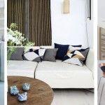 Sencilla vivienda de una diseñadora