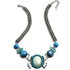 DANNIJO Ramona Necklaces ($645) found on Polyvore