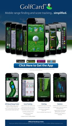 The Ultimate Golf App