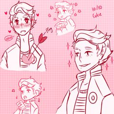 Lukas! LOOK AT THIS CINNAMON ROLL AND DONT YOU DARE TELL ME HES NOT CUTE!!