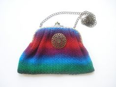 Hey, I found this really awesome Etsy listing at https://www.etsy.com/listing/199109743/colorful-hand-knitted-wool-purse