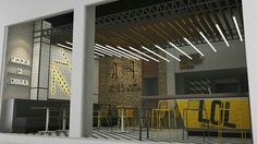 Cafe Design, Ibm, Restaurant Design, Portal, Architects, Company Logo, Projects, Log Projects, Cafeteria Design