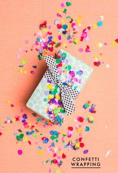 5 ideas para envolver regalos
