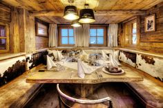 Xandl stadl hinterglemm Mountain Houses, Cabins, Austria, Feel Good, Living Rooms, Sweet Home, Gardens, Furniture, Ideas