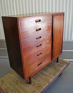danish modern dresser #styledby