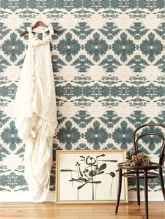 Woah - wallpaper that doesn't suck!  new :: THE LORA COLLECTION :: wallpaper @ ESKAYEL