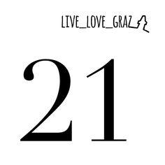 """52 ✨ on Instagram: """"355_ ~21~ • #adventingraz #graz #lovegraz #stadtmeineslebens #visitgraz #steiermark #igersgraz #grazgram #live_love_graz"""" Live Love, 21st, Letters, Instagram, Graz, Letter, Lettering, Calligraphy"""