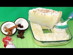 ΧΑΛΒΑΣ ΛΕΥΚΟΣ Νησιώτικος / Semolina coconut cake / Grieß-Kokos-Kuchen - YouTube