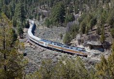 Can take a train from Willaims, AZ up to the Grand Canyon and back for about $150-$200 per person.