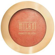 Milani Baked Blush ($7.49) ❤ liked on Polyvore featuring beauty products, makeup, cheek makeup, blush, filler, luminoso and milani blush