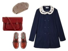 """""""Baby it's cold outside"""" by samarayared on Polyvore"""