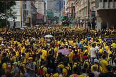 Xanthophobia: fear of the colour yellow    On Thursday, the Home Ministry of Malaysia decided to ban a primary color.  Why? Because the people of Malaysia have gotten sick of the  political ...