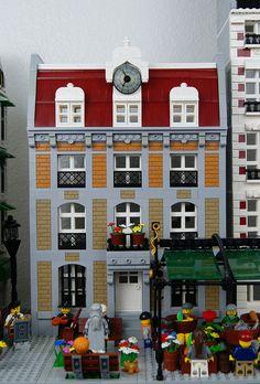 Lego Parisian Scene 2 (School) | Flickr - Photo Sharing!